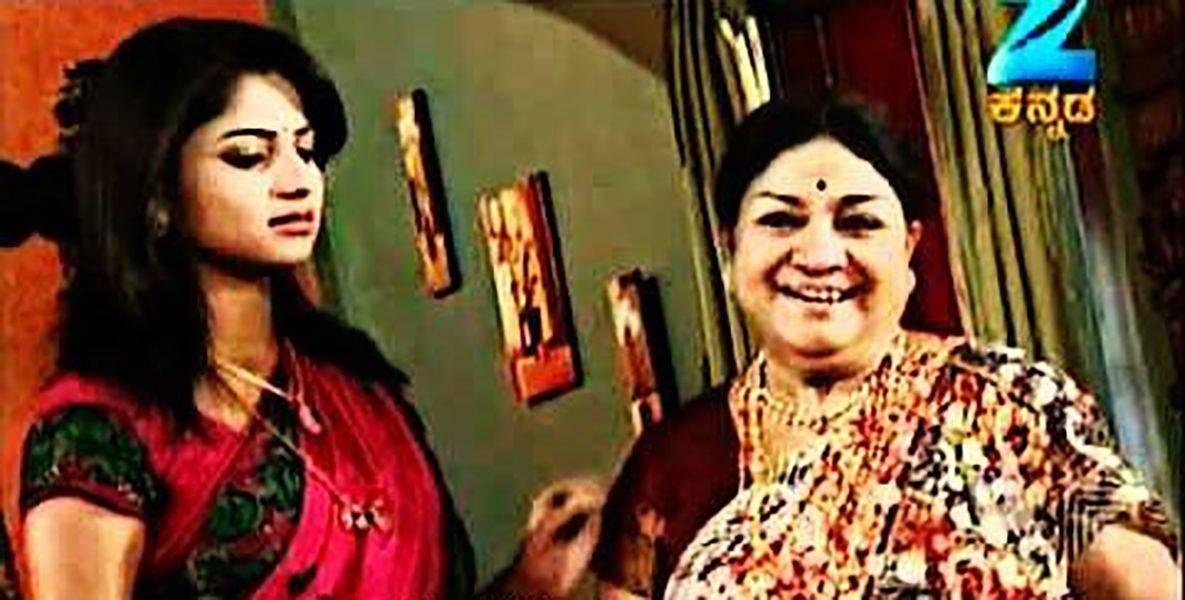 Rachita Ram in a scene of