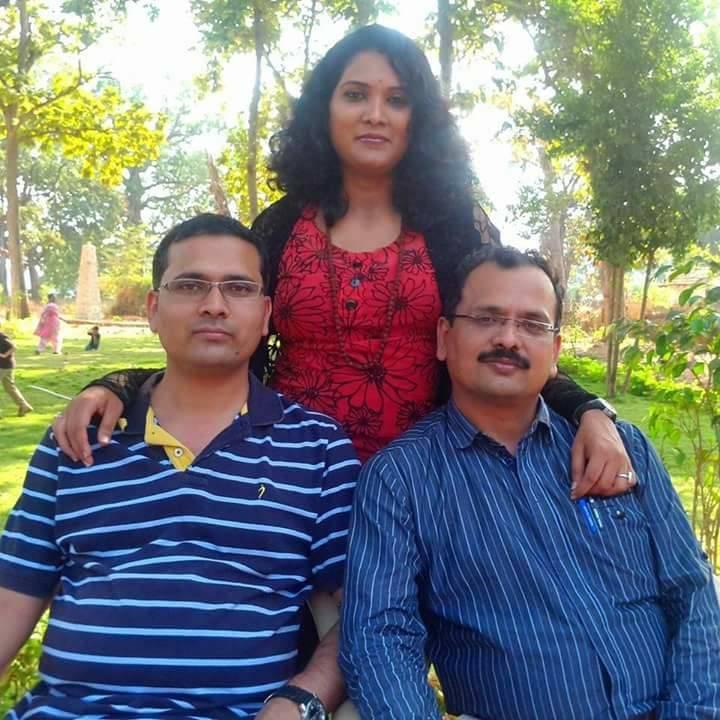 The brothers of Geeta Mali