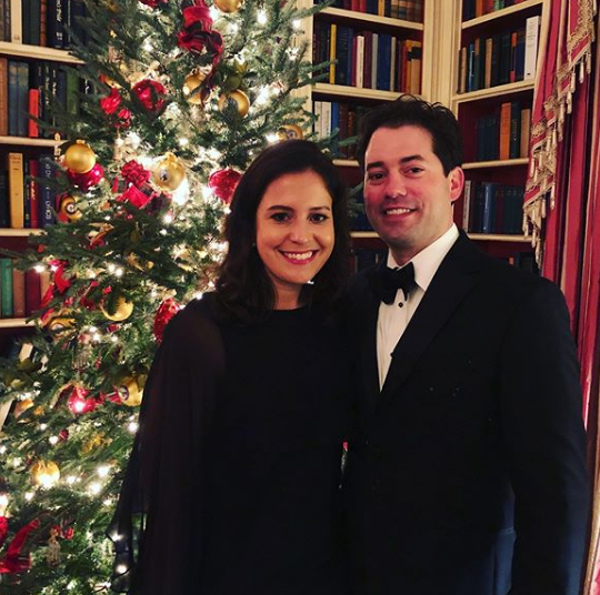 "Elise Stefanik Christmas at the White House ""data-caption ="" Merry Christmas from the Annual Congress Dance at @whitehouse 🎄 ""data-source ="" https://www.instagram.com/p/BrbaxLDAR7S/"
