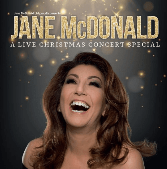 "Jane McDonald Christmas Concert Special ""data-caption ="" My Christmas DVD will be available online from Friday, November 15 and in ASDA stores from Monday, November 18! ""Data-source ="" https://www.instagram.com/p/B4z2FRYH6_O / /"