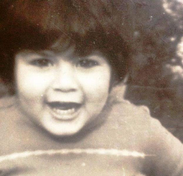 An old photo of Neeti Palta