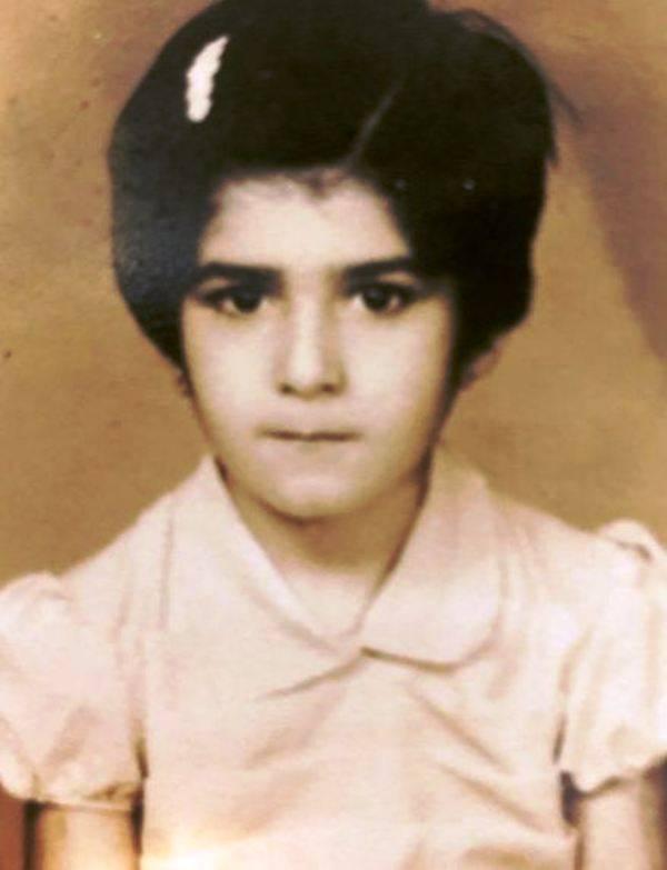 A photo of Neeti Palta's childhood