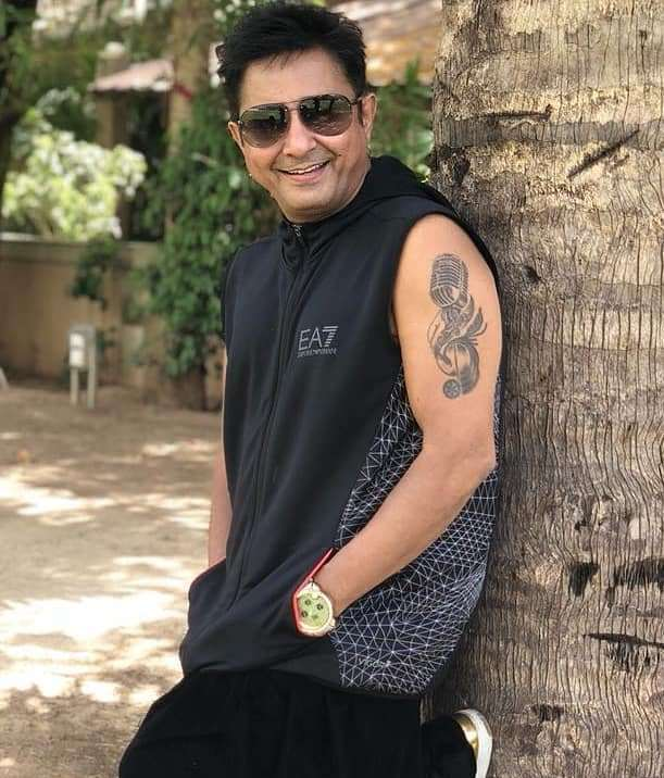 The tattoo of Sukhwinder Singh