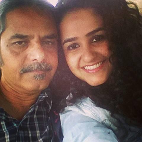 Jannabi Das with his father