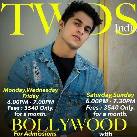 Poster of Aadil Khan's dance workshop