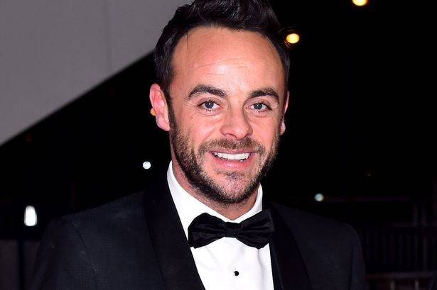 Ant McPartlin Biography - Ant McPartlin Biography