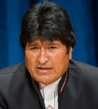 Evo Morales Biography - Evo Morales Biography
