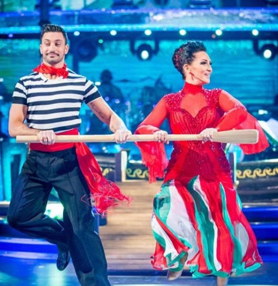 Giovanni Pernice strictly comes to dance