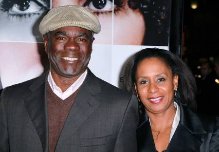 Wife Glynn Turman