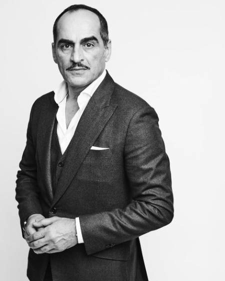 Navid Negahban age