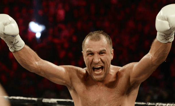 Sergey Kovalev Biography - Sergey Kovalev Biography