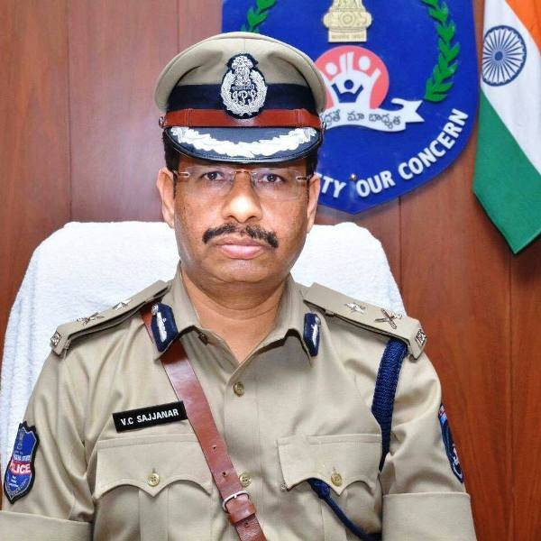 V. C. Sajjanar (IPS)- Biography of the Hyderabad Encounter Officer - V. C. Sajjanar IPS Biography of the Hyderabad Encounter Officer