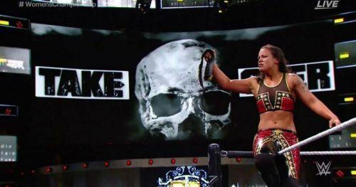 Shayna Baszler NXT