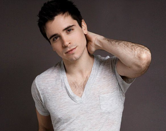 Actor Matt Doyle