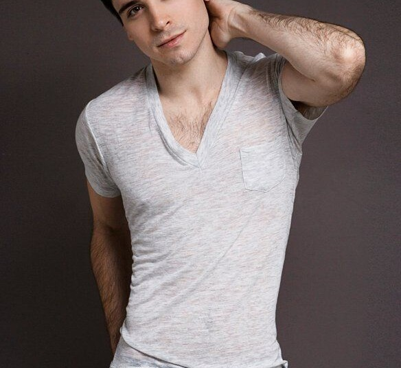 Actor Matt Doyle