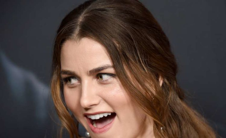 Actress Rachel Matthews