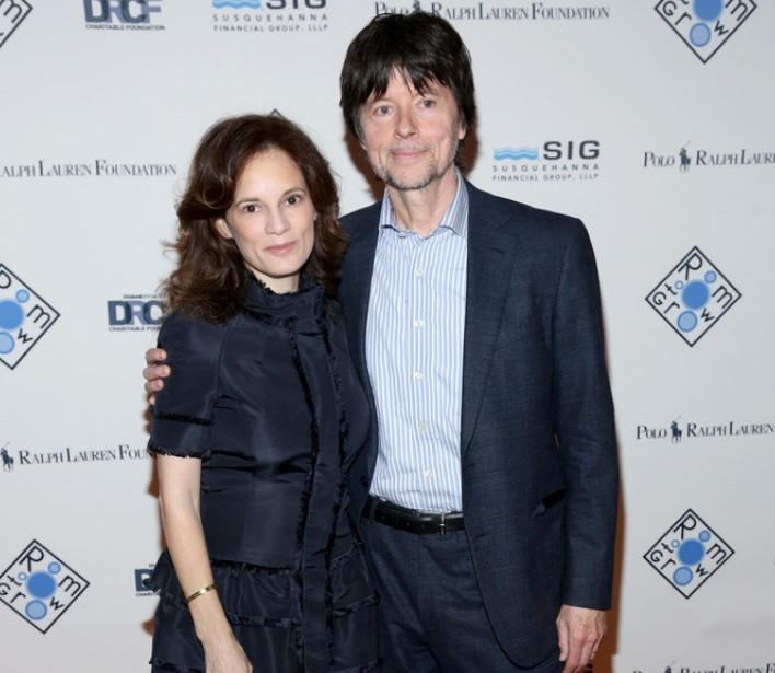 Ken Burns Wife