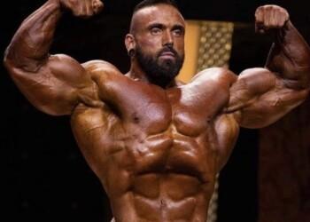 NEW DECADES: Professional bodybuilder Luke Sandoe has died
