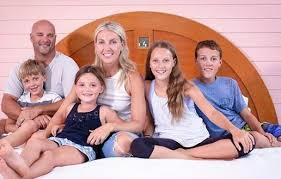 Josphine Judith Baeumlerand family