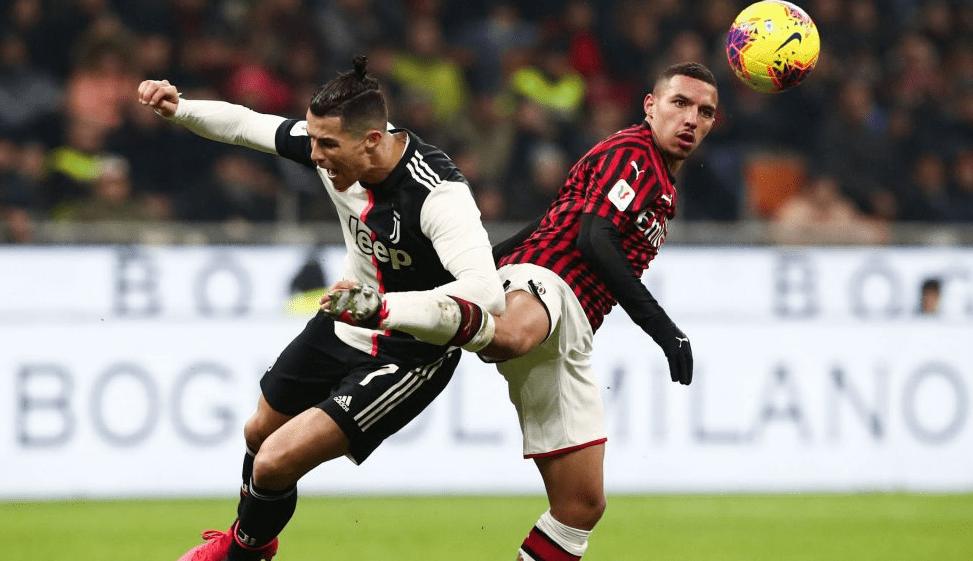 Ismael Bennacer vs. Cristiano Ronaldo