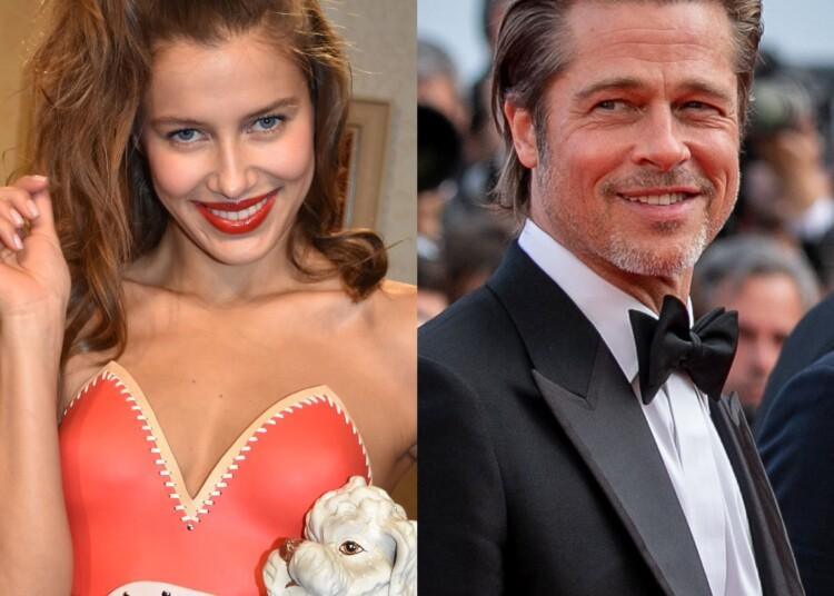 Brad Pitt Girlfriend Nicole Poturalski Age, Wiki, Instagram, Photos - Brad Pitt Girlfriend Nicole Poturalski