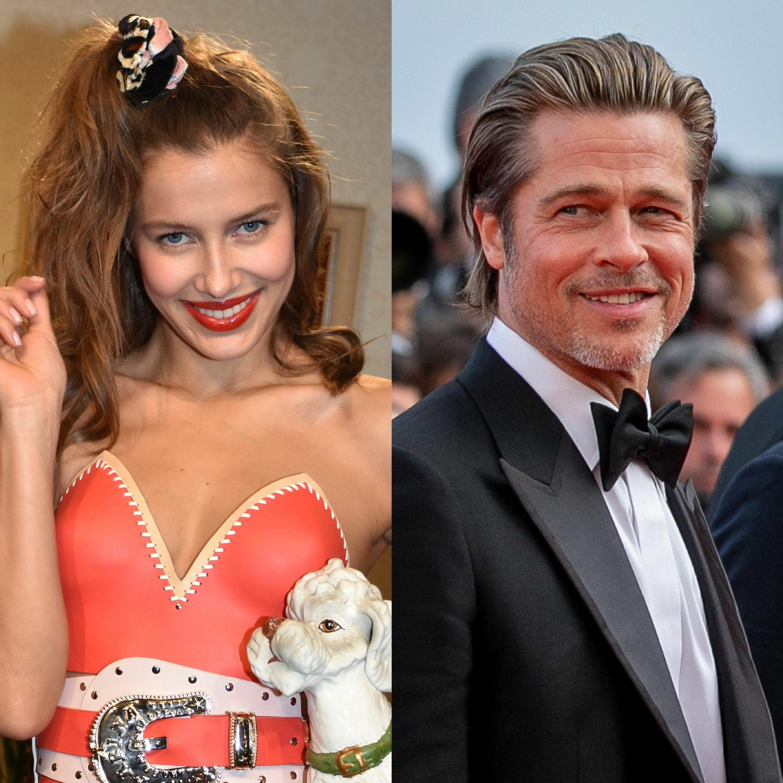 Brad Pitt Girlfriend Nicole Poturalski Age, Wiki, Instagram, Photos - Brad Pitt Girlfriend Nicole Poturalski scaled