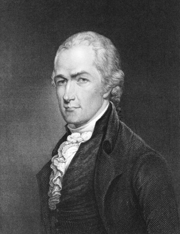 Alexander Hamilton Biography, Children's, Wiki, Age, Family - ALEXANDER HAMILTON via gettyimages
