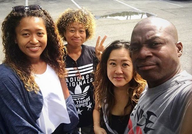 Naomi Osaka Bio Wiki, Boyfriend, Family,  Facts, Childhood, Net Worth - Naomi Osaka with her parents and sister