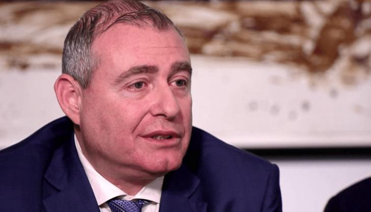Lev Parnas, a famous businessman