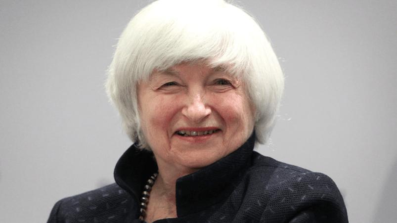 Janet Yellen, a famous economist