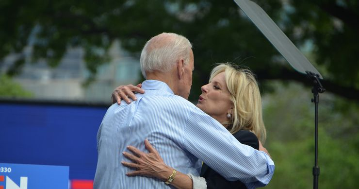 Jill Biden bio data, Profession, Joe Biden's Wife, Politics, Children's, Net Worth, Facts - Jill Jacobs And Joe Bidens Romance