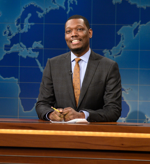 Michael Che becomes Saturday Night Live's first Black Head writer