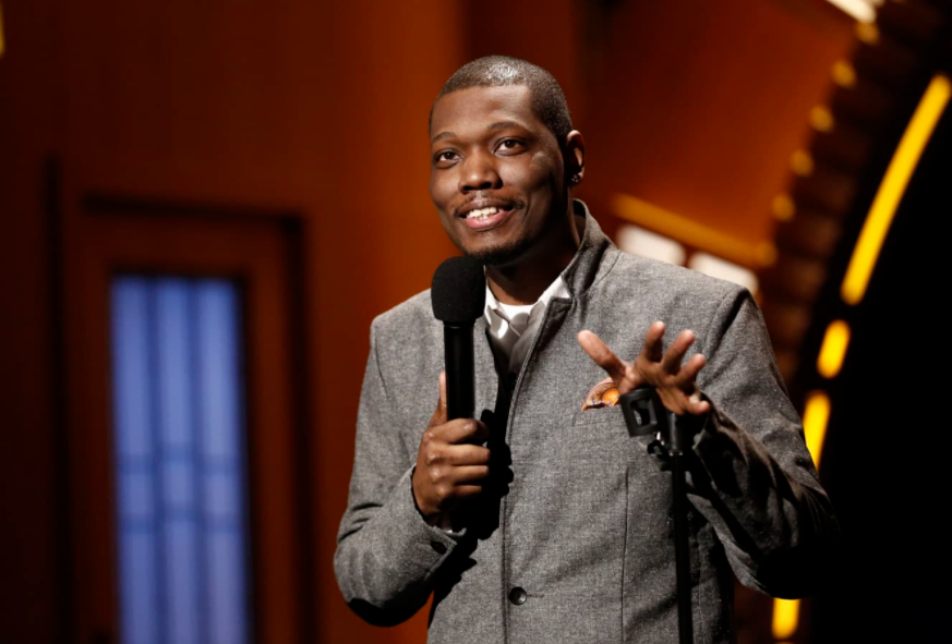 Michael Che, a famous comedian, actor and writer