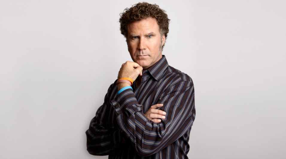 Will Ferrell, a famous actor, comedian, producer, writer and businessman