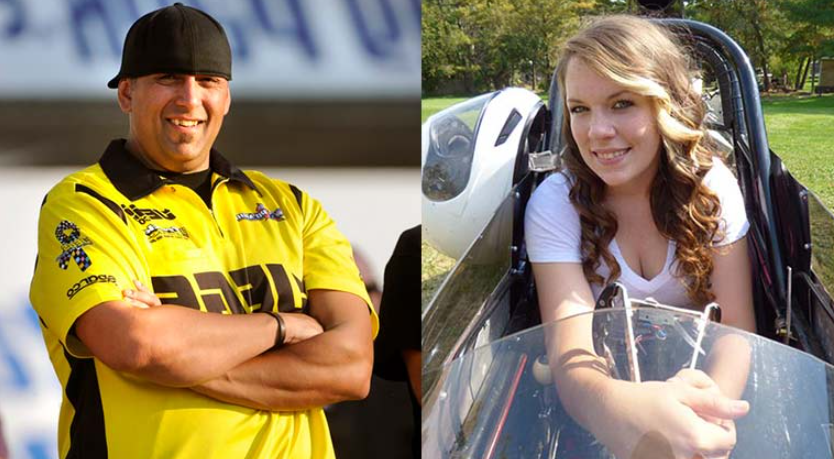 Justin Shearer and his rumored girlfriend Jackie Braasch