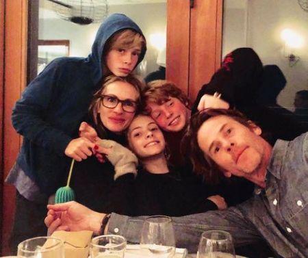 The Luz Moder family
