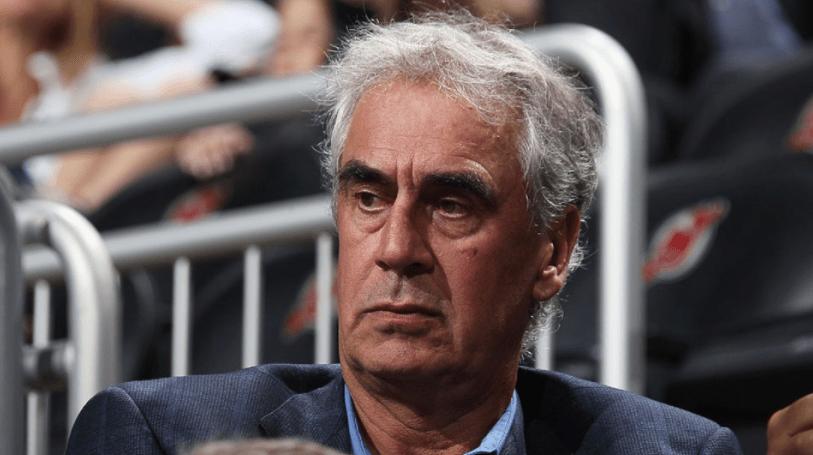 Sports agent Gilles Lupien