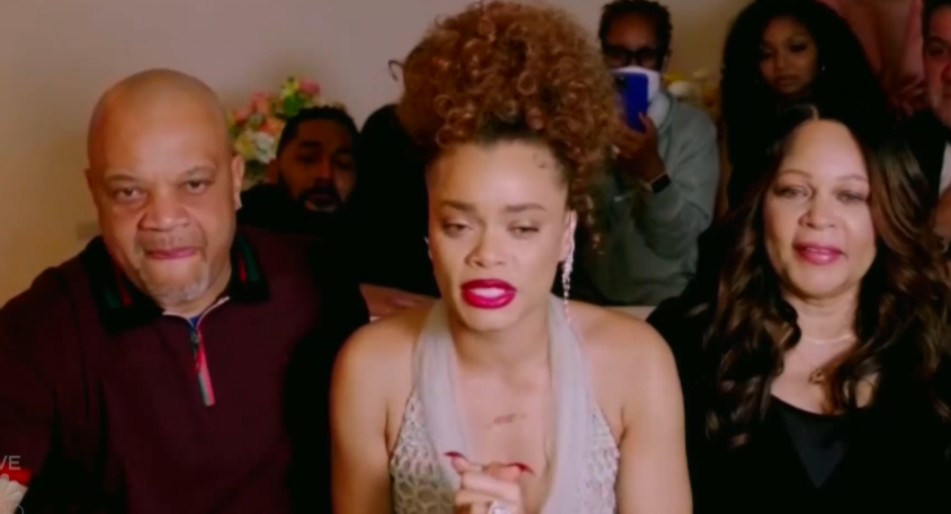 Andra Day parents