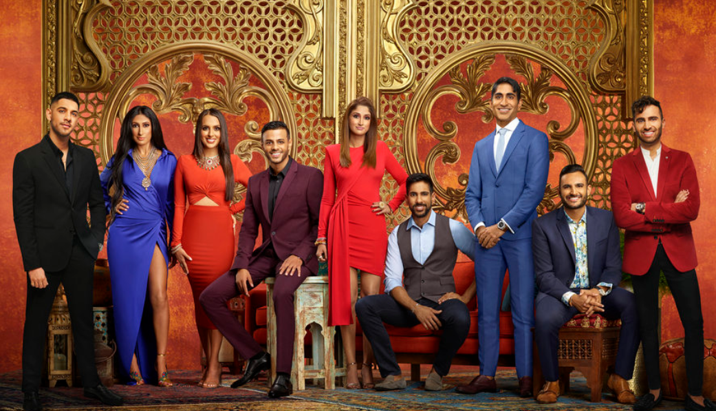Left to right - Rishi Karamchandani, Bali Chainani, Monica Vaswani, Brian Benni, Anisha Ram, Amrit Kapai, Vishal Parvani, Shaan Patel, Dillon Patel