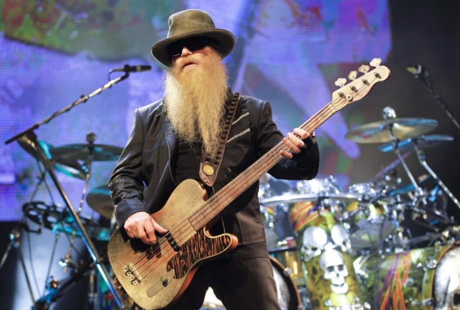 The American musician Dusty Hill dies at the age of 72