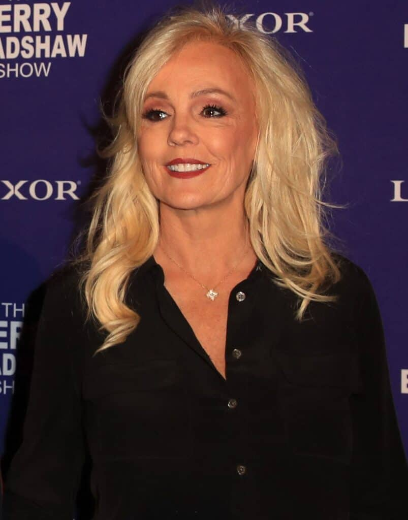 The beautiful Tammy, wife of Terry Bradshaw.