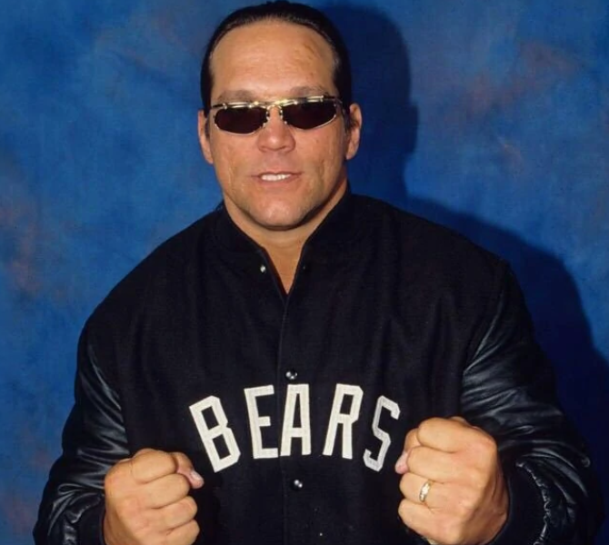 Steve McMichael is a retired professional wrestler
