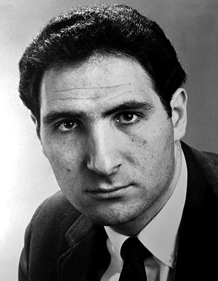 Judd Hirsch at a young age.