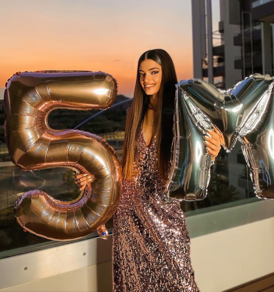 Fabiola Baglieri has more than 5 million followers on her TikTok profile