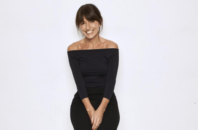 Davina McCall, presenter of the reality show