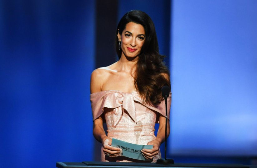 Amal Clooney worked with Prince Charles' Trust to create a new award for empowering women