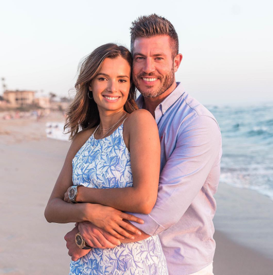 Jesse Palmer and Emely Fardo have been together since 2017